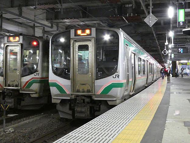【ダイヤ改正で復活!】常磐線 新地行き1 E721系