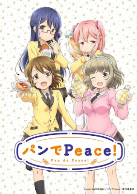 [Review Anime] Pan de Peace!