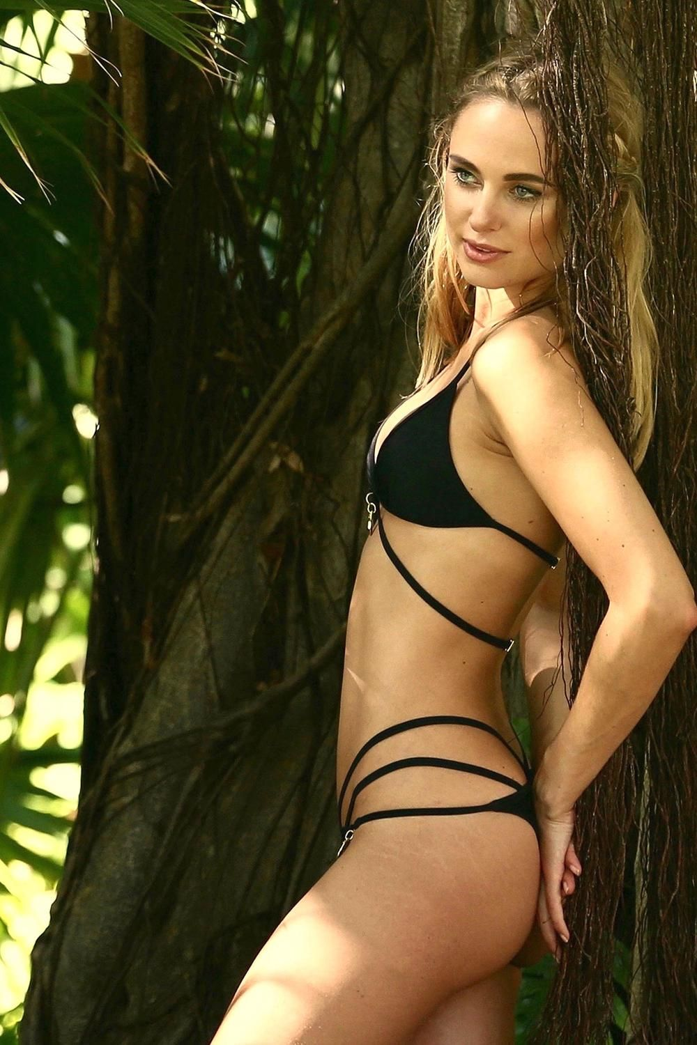 Kimberley Garner Bikini Photoshoot - Photo Kimberley Garner 2016