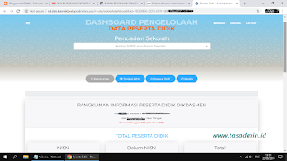 login aplikasi pd data kemdikbud