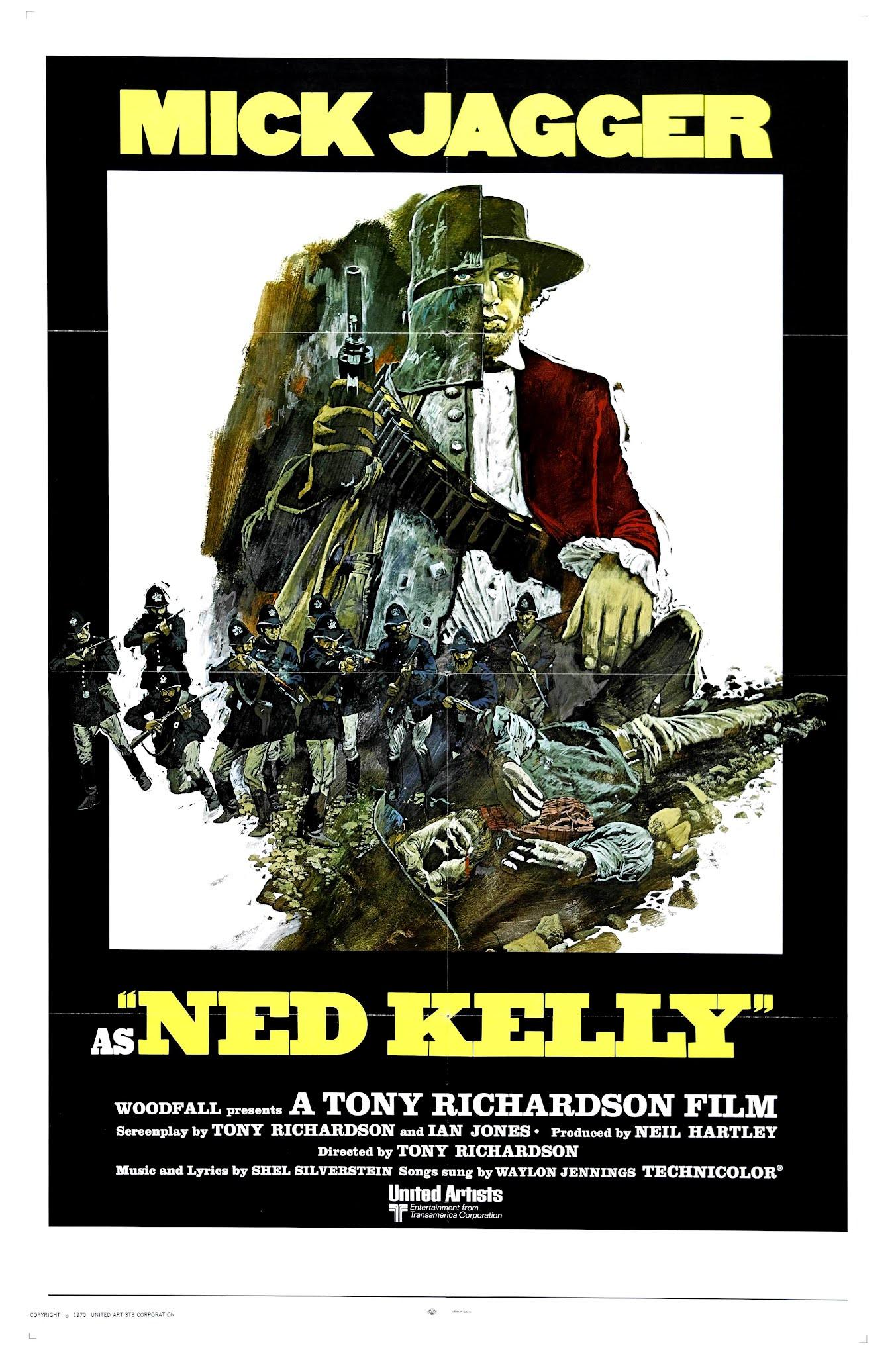 Ned Kelly (1969) Tony Richardson - Ned Kelly (04.1969 / 06.1969)