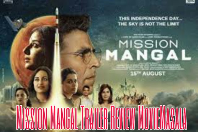 Mission Mangal Trailer Review MovieMasala