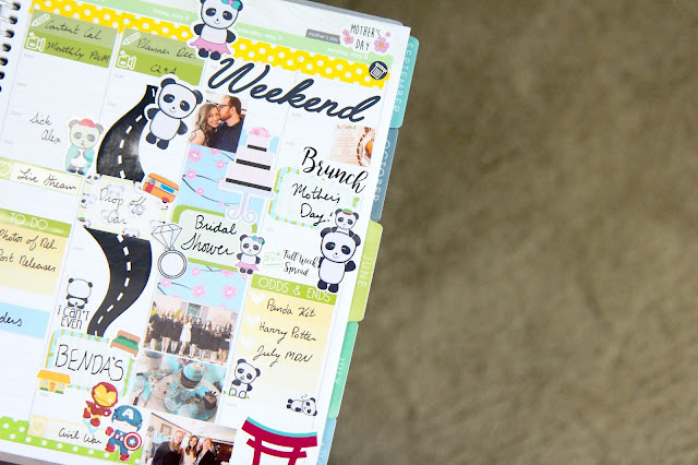 The Easiest Way to Get Into Planner Decorating
