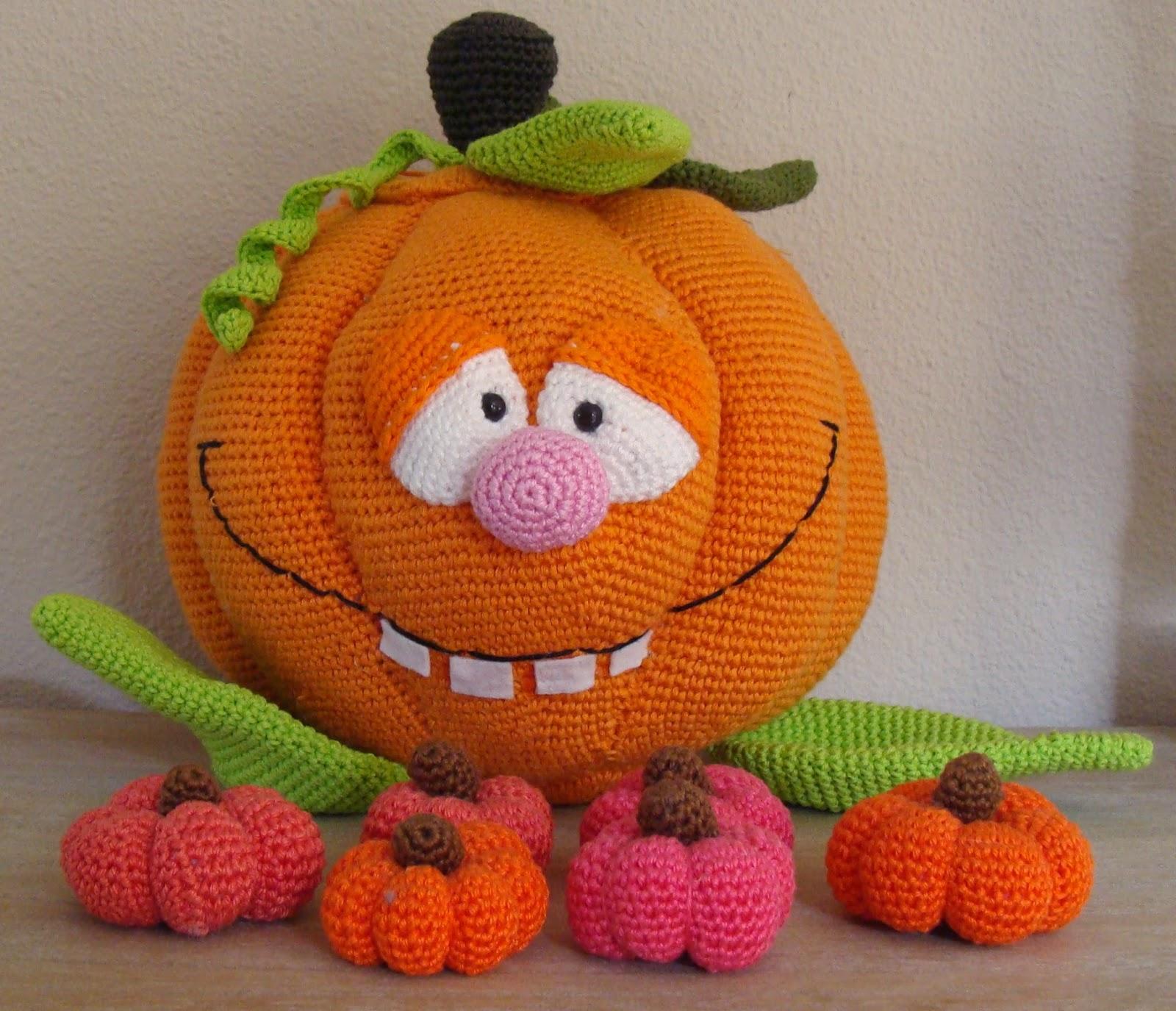 Kurbis De Halloween Pompoen Haak Maar Aan Bloglovin