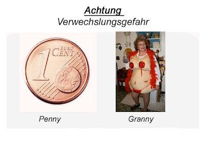 penny granny verwechslungsgefahr