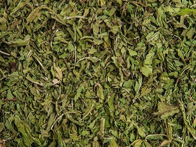 Dried Crushed Mint Leaves