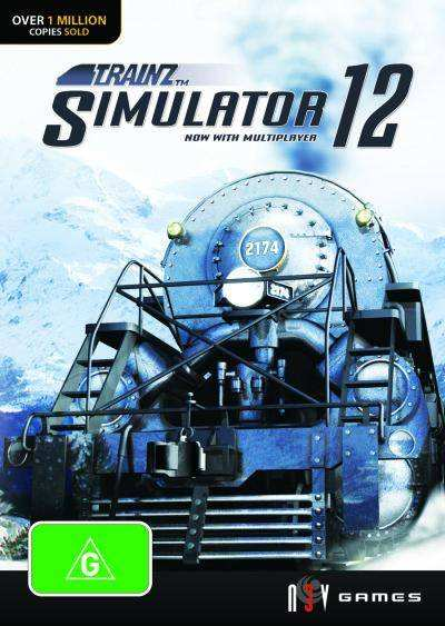 Trainz Simulator 12 PC Full Ingles Postmortem ISO Descargar DVD9
