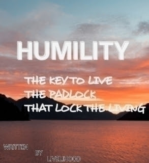 Inspirational Poem on Humility