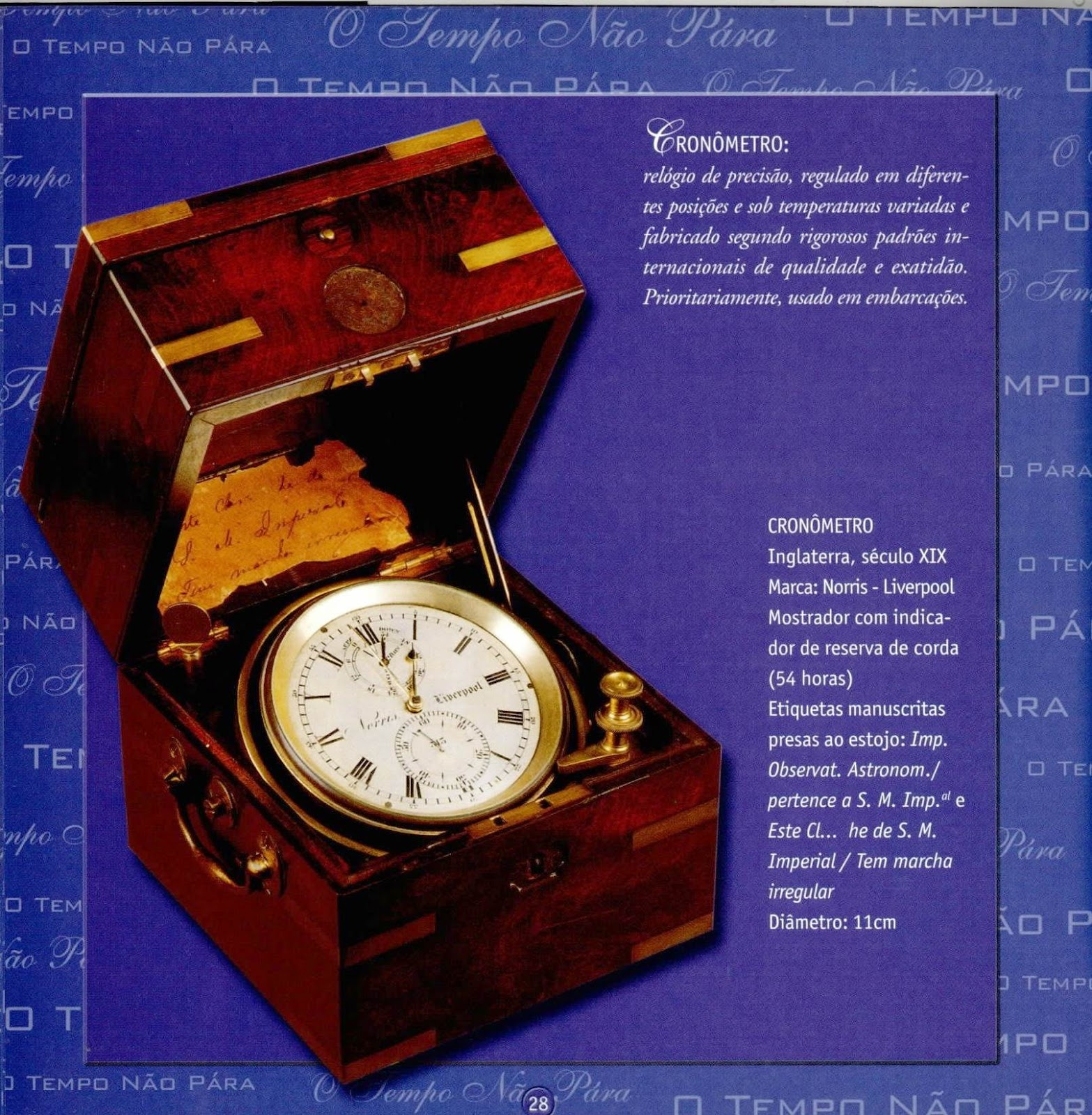 John Arnold (1736-1799) é um dos mais famosos relojoeiros ingleses. Além de  cronómetros, fez relógios de repetição para Jorge III, inventou um novo  sistema ... bf0955b80e