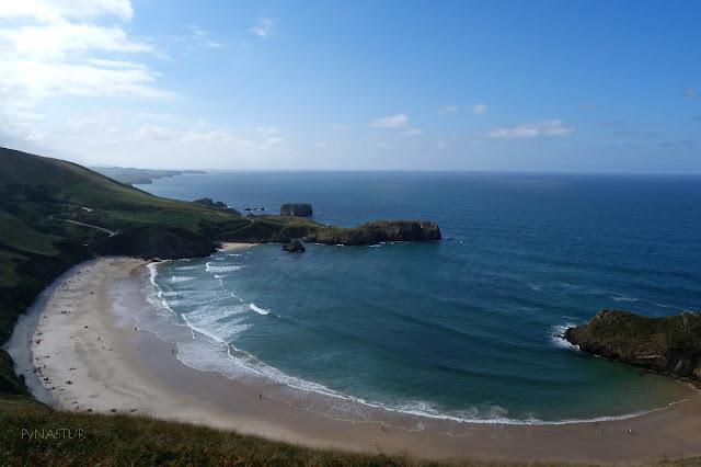 Playa de Torimbia - Llanes - Asturias