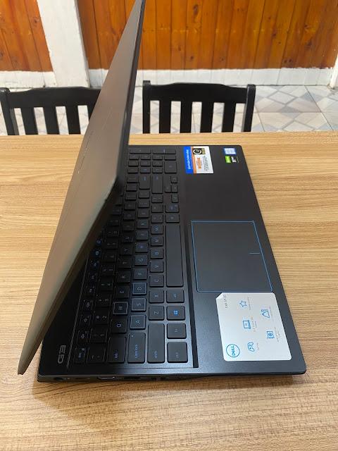 Dell G315/I7-8750H/DR4-16G/SSD256G/VGA1050TI
