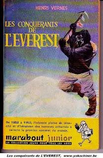 Henri Vernes, les conquérants de L'Everest