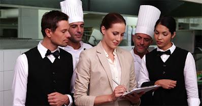 Quản lí nhà hàng cần làm gì