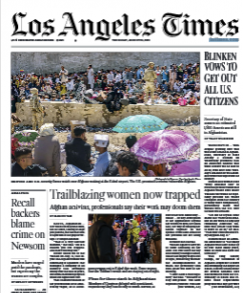 Read Online Los Angeles Times Magazine 26 August 2021 Hear And More Los Angeles Times News And Los Angeles Times Magazine Pdf Download On Website.