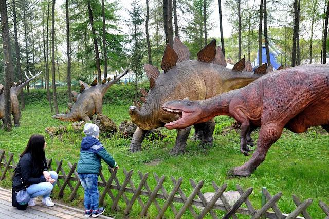 jurapark, bałtów, park dinozaurów