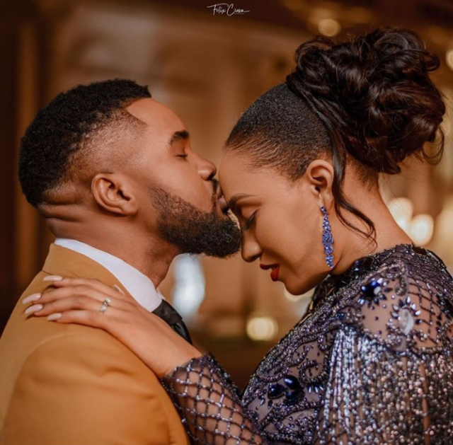Actor, Williams Uchemba Drops Wedding Date With Stunning Pre-Wedding Shoots