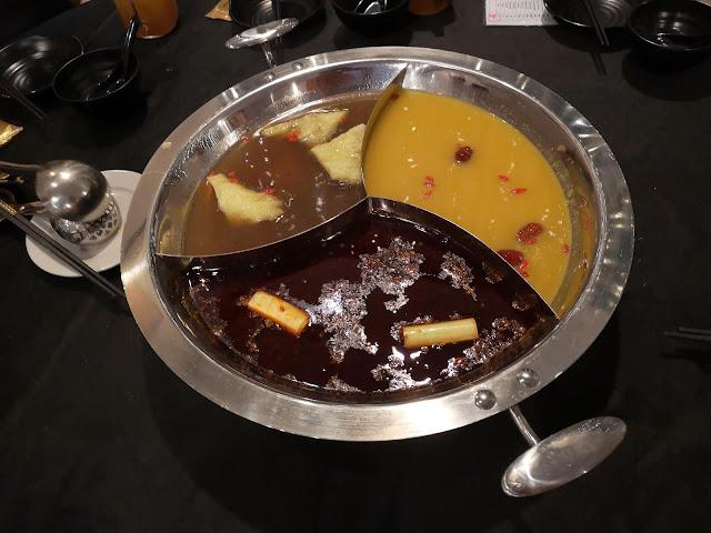 火锅汤底 - 御品佛跳墙、宫廷花胶鸡、麻辣烫