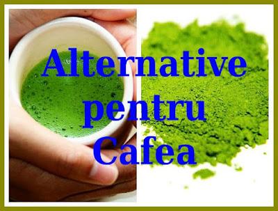 alternative sanatoase naturale pentru cafea