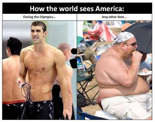 America Fat People 70