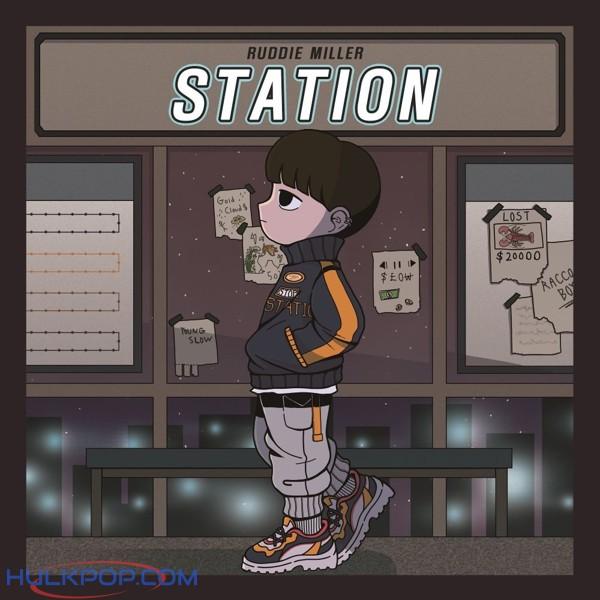Ruddie Miller – STATION – EP