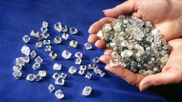 ما هو مصدر معدن الماس -  ما هو مصدر معدن الماس - مصادر معادن الماس - أول مصدر لمعدن الماس - ثانى مصدر لمعدن الماس - ثالث مدر لمعدن الماس - رابع مصدر لمعدن الماس