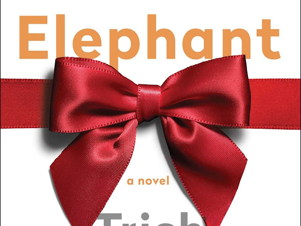 The perfect thriller for the holidays: White Elephant by Trish Harnetiaux
