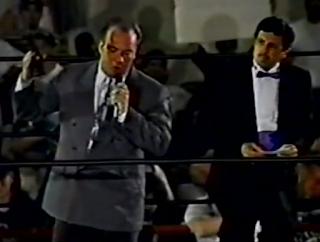 """ECW Summer Sizzler Spectacular 1993 -  Paul """"Flappy Tits"""" Heyman"""