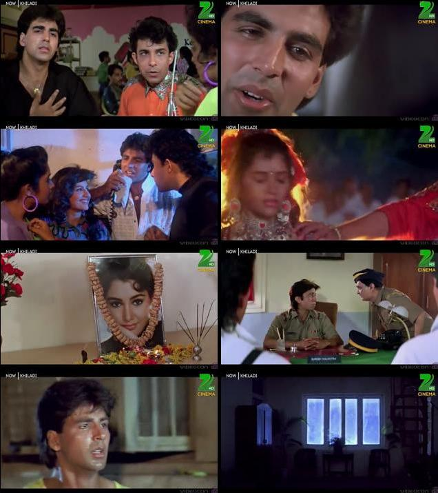 Khiladi 1992 Hindi 480p HDRip