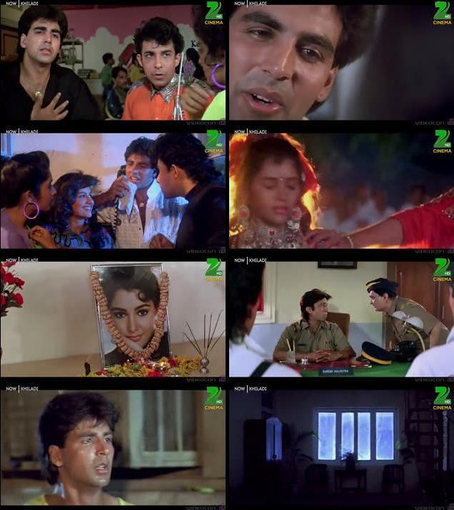 Khiladi 1992 Hindi 480p HDRip