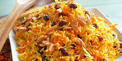 """Sayadiyeh / Lebanese Fish """"Risotto"""""""