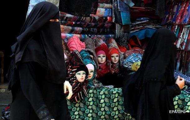 У Нідерландах заборонили носити паранджу