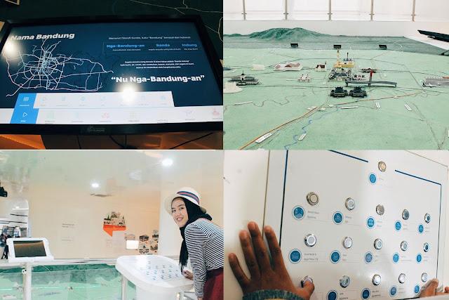 harga tiket Bandung Planning Gallery