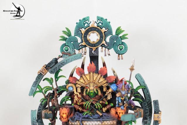Age of Sigmar Seraphon Lord Kroak