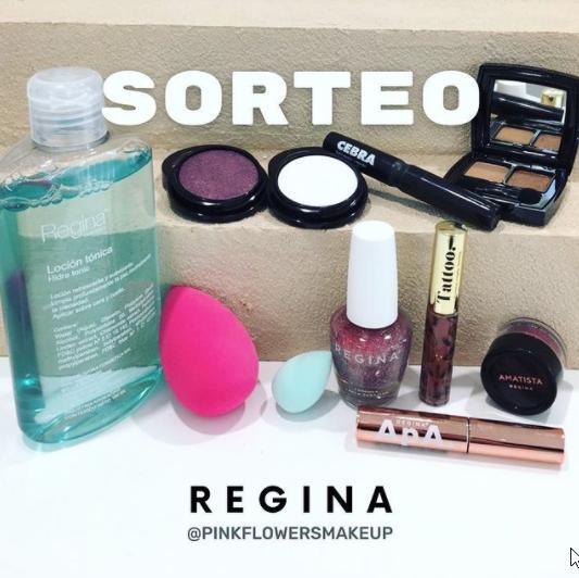 Sorteo Regina Cosmetics