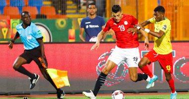 مصر تضيف انتصار ثالث بالفوز على الكاميرون امن أجل تأشيرة طوكيو