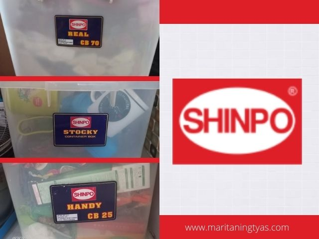 kontainer box dari Shinpo