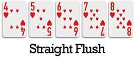 Straight Flush / Playsi kecil