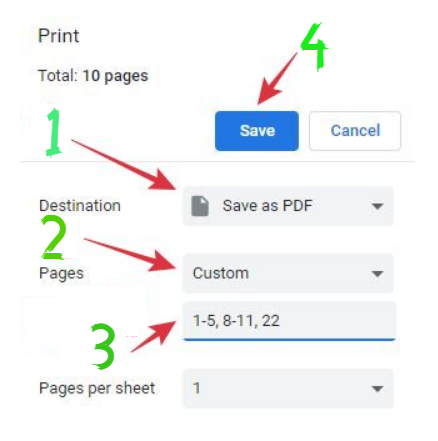 Easy Way How to Cut, Delete and Reduce PDF Pages 2020