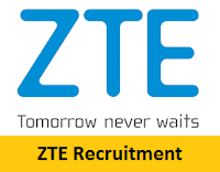 ZTE Recruitment 2017-2018