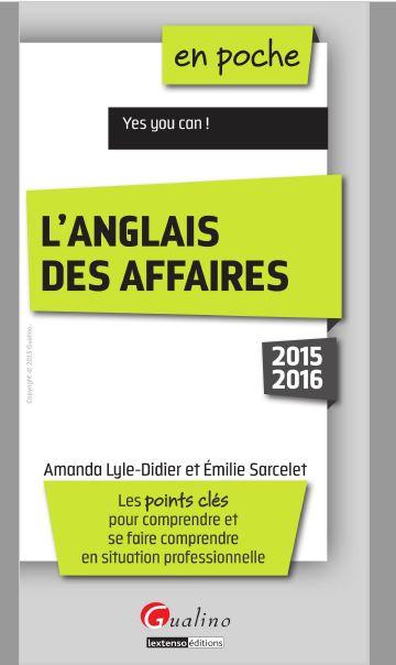 Telecharger Anglais Des Affaires Gualino Pdf Cours Fsjes