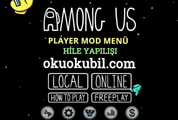 Among Us v2020.9.9a Player Mod Menü Hile Yapılışı yeni APK Mod menü İndir 2020