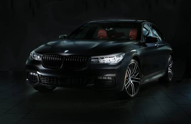 BMW 740e xDrive iPerformance M Performance