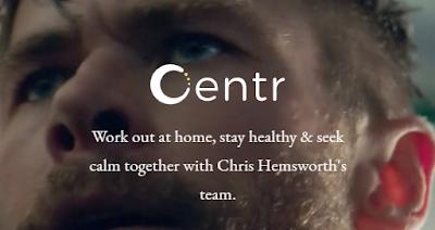 تطبيق Centr