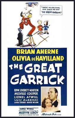 El Gran Garrick (1937) de James Whale