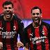 Dua Bintang Milan Calhanoglu dan Hernandez Positif Covid-19