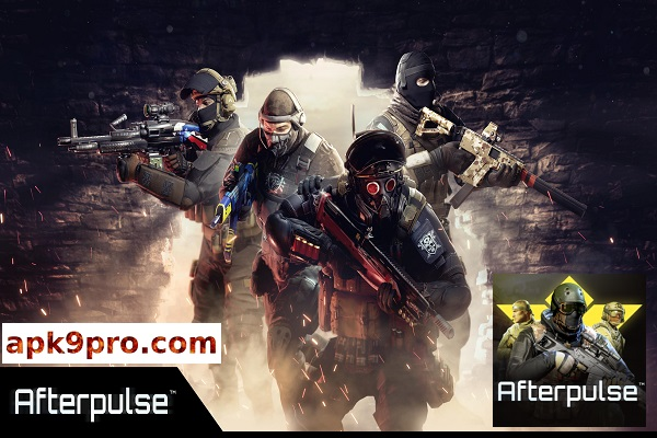 Afterpulse - Elite Army v2.7.3 Full Apk + Data (File size 1.39 GB) for android