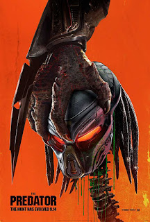 The Predator (2018) : Dual Audio English & Hindi : HD-TS 720p 480p