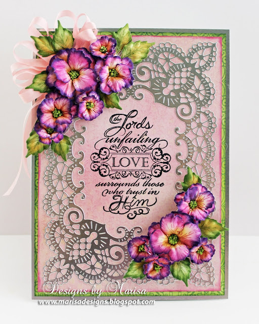 Rectangles Banners ~HCD2-750 Heartfelt Creations Die Set ~ CUT MAT CREATE 1B