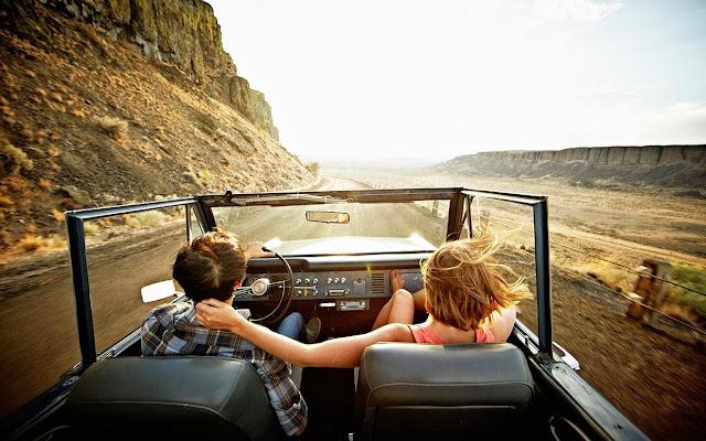 5 Alasan Kenapa Melakukan Perjalanan Darat Itu Menyenangkan