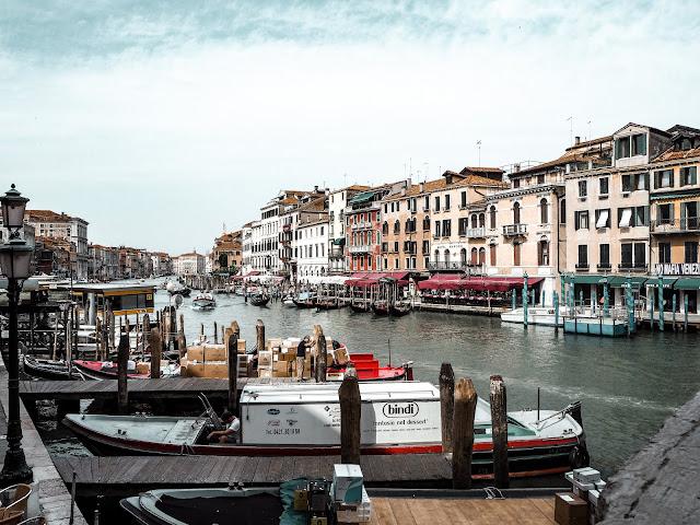 24 hours in Venice- main area